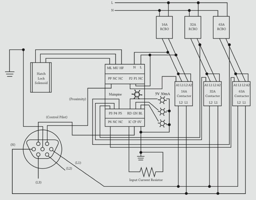 Evse Wiring Diagram from evbitz.uk